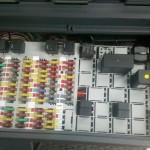Установка датчиков уровня топлива