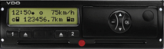 тахограф VDO DTCO 1381 Siemens