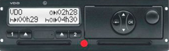 тахограф Continental VDO DTCO 3283